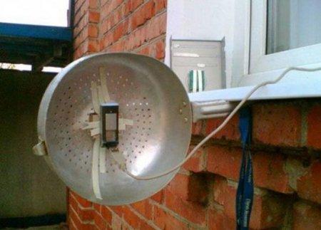 Как подключить антенну йота в деревне