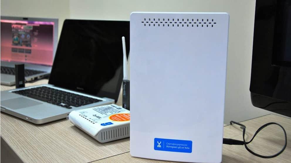 Yota интернет для компьютера